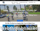 Bike Tours Los Angeles