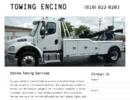 Towing Services Encino