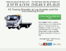 Towing Los Angeles