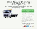 Towing Van Nuys